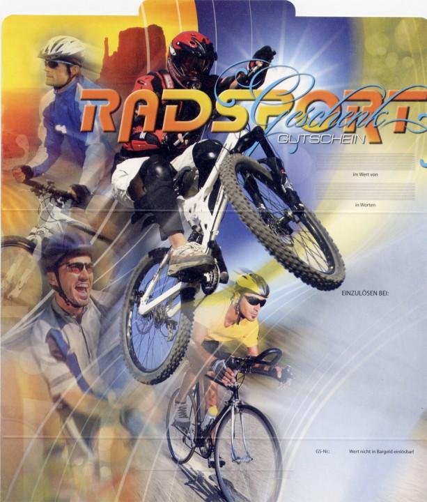 Gutschein »Radsport«